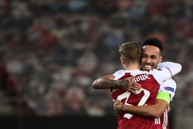Europa League - Qualification sur le fil pour Arsenal, Dries Mertens et Jan Vertonghen éliminés