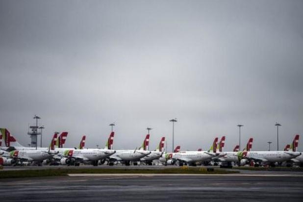 Coronavirus - Portugal vergroot belang in luchtvaartmaatschappij TAP