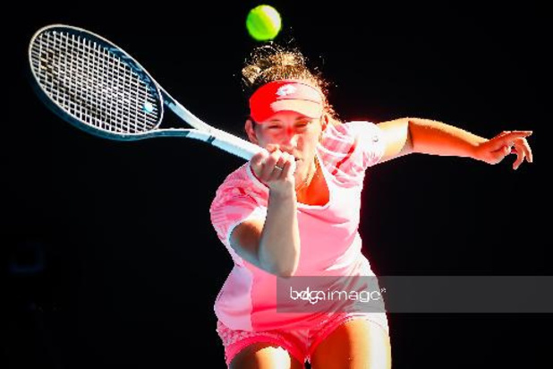 Elise Mertens strandt in halve finales WTA Dubai