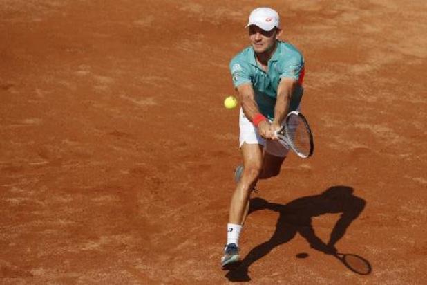"ATP Monte-Carlo - Goffin premier en lice dimanche contre Cilic: ""Marin sait tout faire avec sa raquette"""