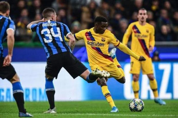 Transfer Deadline Day - Wagué (ex-Eupen) prêté par Barcelone à Nice