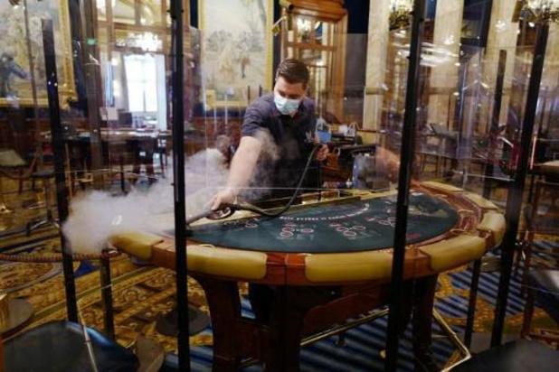 Les casinos ravis de leur déconfinement