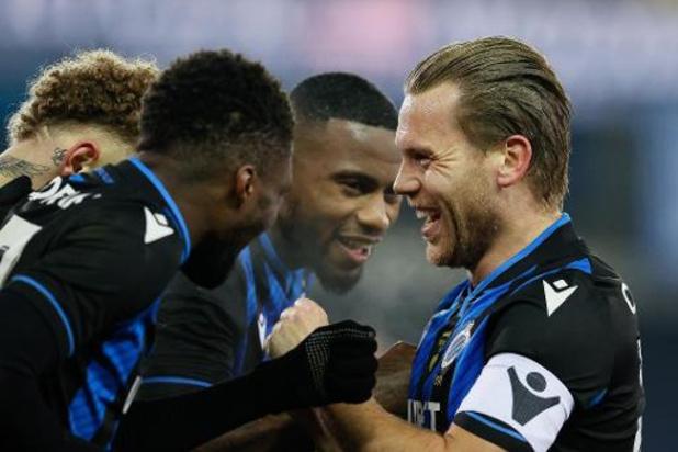 Europa League - Le Club Bruges et l'Antwerp jouent jeudi le premier acte des 16e de finale