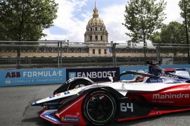 Formule E - Jérôme D'Ambrosio komt ook volgend seizoen uit voor Mahindra