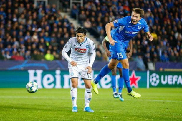 """Champions League - Coucke en Berge in koor: """"Verdiend punt tegen een wereldploeg"""""""