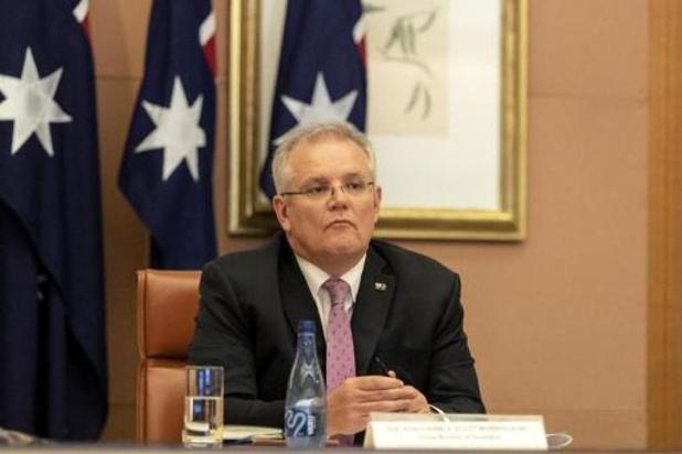 Le Premier ministre australien appelle ses concitoyens à aller travailler à la ferme