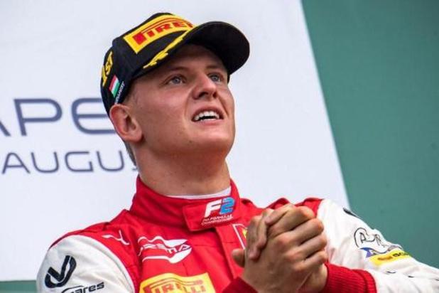 Mick Schumacher participera aux premiers essais libres du Grand Prix de l'Eifel