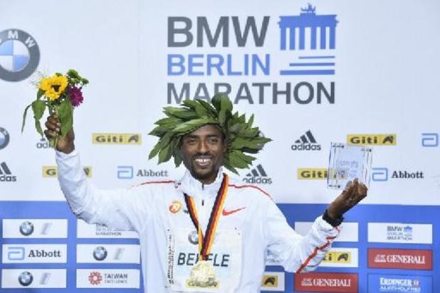 Kenenisa Bekele mikt zondag in marathon van Berlijn op wereldrecord