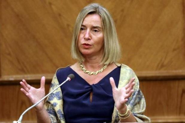 """Forages turcs au large de Chypre: l'UE se dirige vers des """"mesures restrictives"""""""