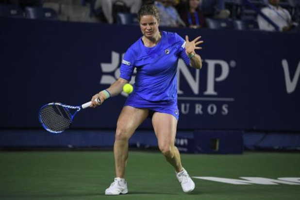 Kim Clijsters obtient aussi une wildcard pour le double dames