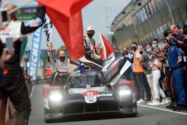 L'édition 2021 des 25 Heures du Mans reportée des 12-13 juin aux 21-22 août
