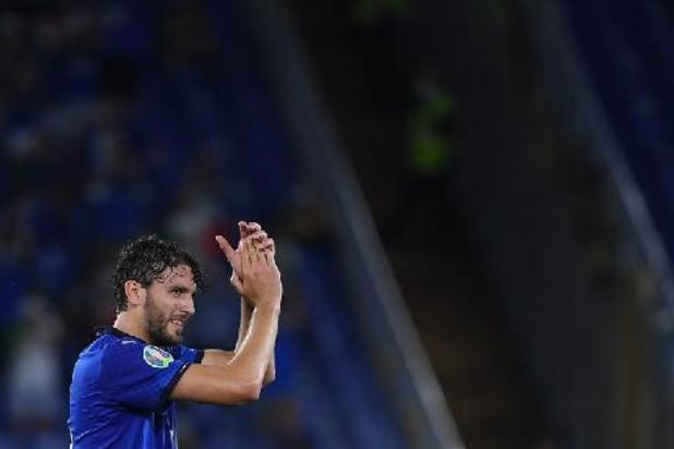 """Euro 2020 - Manuel Locatelli, auteur d'un doublé et désigné Homme du Match: """"C'est incroyable"""""""