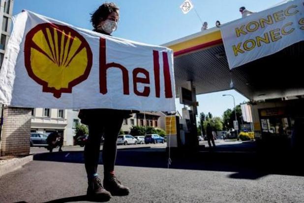 Klimaatacties tegen Shell in België, Nederland en andere landen