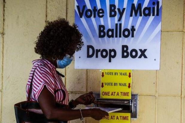 Amerikaanse presidentsverkiezingen: Meer dan 4 miljoen Amerikanen stemden al via de post