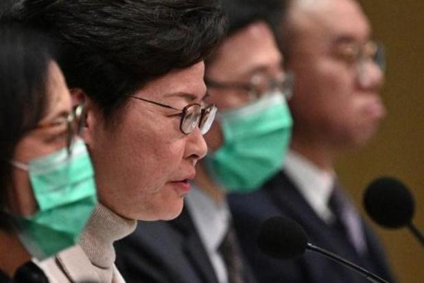 Hongkong legt bezoekers Chinese vasteland verplichte quarantaine op