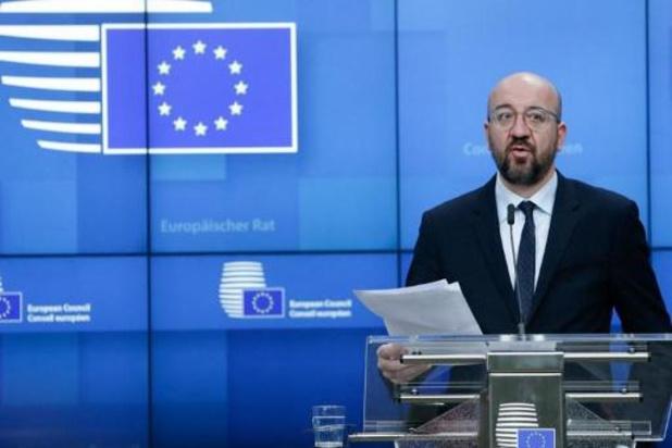 """""""On ne peut pas reprocher tout et son contraire à l'UE"""""""