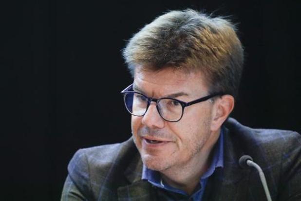 Striptekenaar Marc Daniëls vervangt minister Sven Gatz in gemeenteraad Jette
