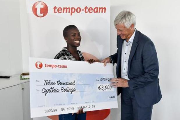 WK atletiek - Belgische wereldkampioen krijgt premie van 5.000 euro