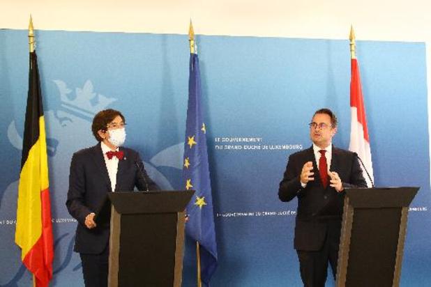 Elio Di Rupo en visite au Grand-Duché pour parler espace et coopération transfrontalière