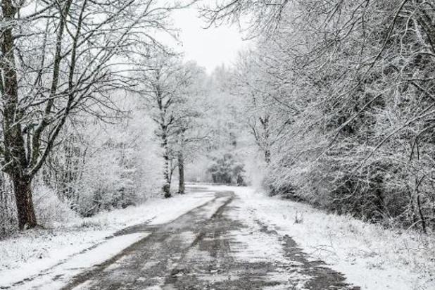 Europese winter was iets warmer dan gemiddeld