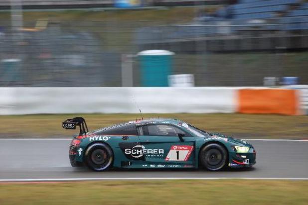 GTWC Europe Endurance - Frédéric Vervisch (Audi) 9e des 3H de Monza