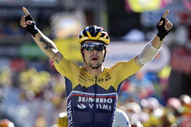 Tour de France: une sixième étape avec une nouvelle arrivée au sommet au Mont Aigoual