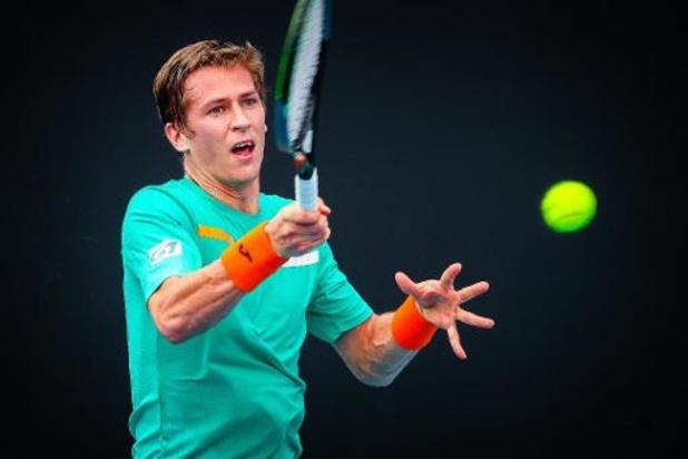 Open d'Australie - Kimmer Coppejans rejoint le dernier tour des qualifications