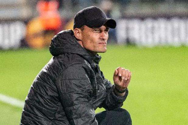 KV Oostende-coach Alexander Blessin verlengt contract tot 2024