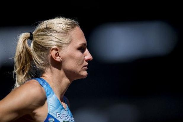 Hanne Claes loopt persoonlijk record bij comeback na twee jaar blessureleed