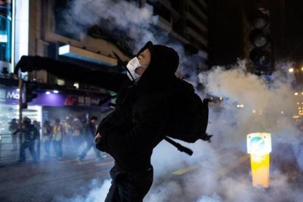 Onrust Hongkong - Nieuwe protesten in Hongkong op kerstavond