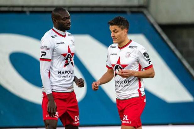 Jupiler Pro League - Zulte Waregem : Vossen absent deux semaines, Opare également blessé