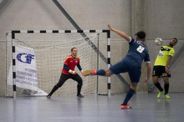 Ligue des Champions de futsal - Futsal Charleroi éliminé en seizièmes de finale