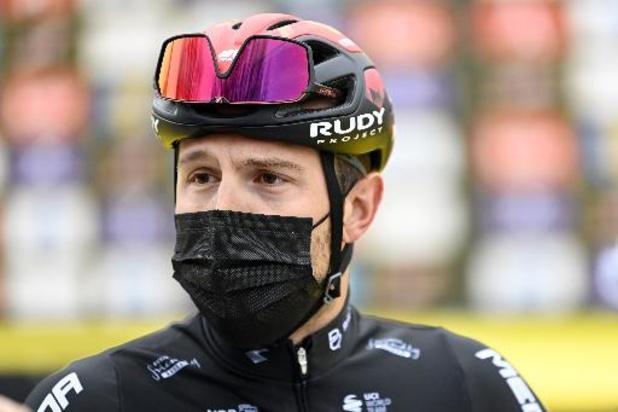 L'Italien Sonny Colbrelli gagne la 2e étape, Rohan Dennis conserve la tête au général