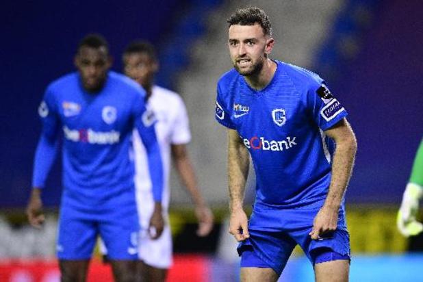 Racing Genk laat Dries Wouters naar Schalke 04 gaan