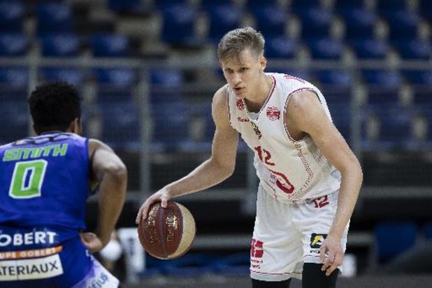 Euromillions Basket League - Vrenz Bleijenbergh se présente officiellement à la draft NBA 2021