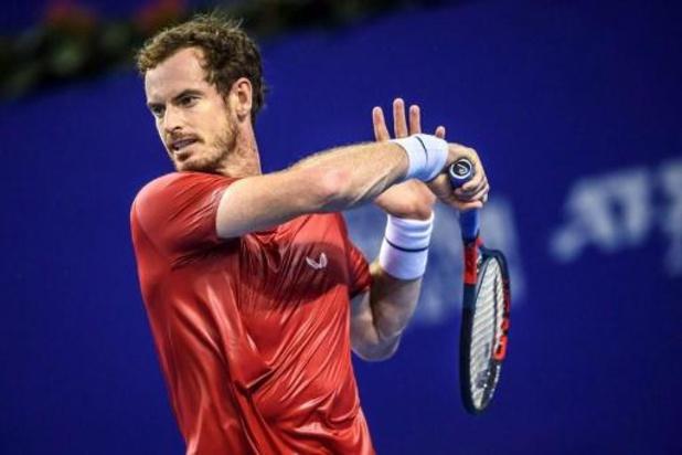 Andy Murray vient à bout de Matteo Berrettini