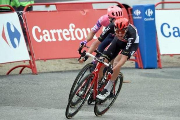 Jasper Philipsen s'adjuge la plus longue étape de la Vuelta, Primoz Roglic reste leader