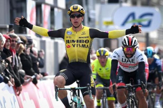 La ville de Bruges espère organiser trois courses cyclistes à l'automne