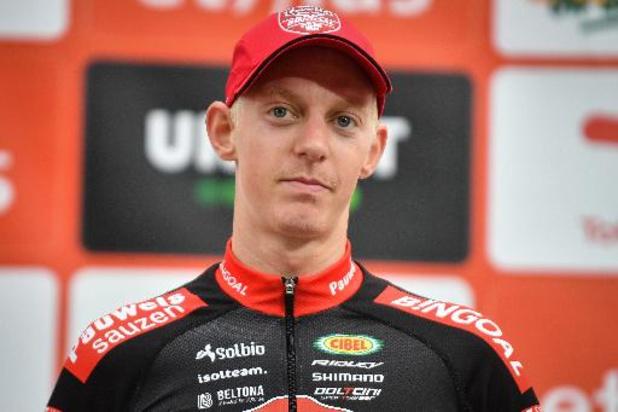 """Berencross Meulebeke - Vanthourenhout startte met vraagtekens door ziekte: """"Blij dat 0 achter mijn naam weg is"""""""