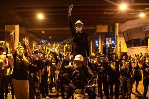Thaïlande: Des dizaines de milliers de manifestants pro-démocratie à Bangkok