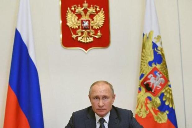 Poetin wil volgende week al beginnen vaccineren