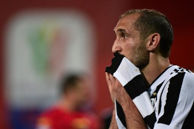 Serie A - Giorgio Chiellini blijft twee jaar langer bij Juventus