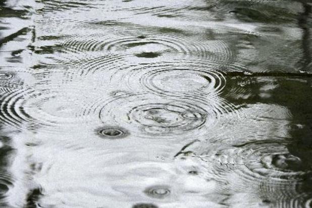 Une nouvelle journée pluvieuse
