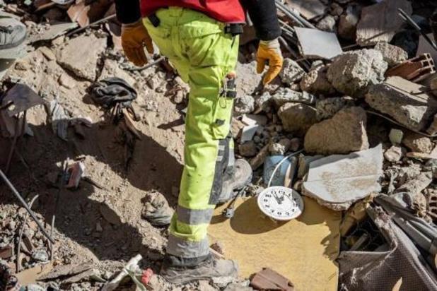 Nu al 35 doden geteld na aardbeving in Turkije