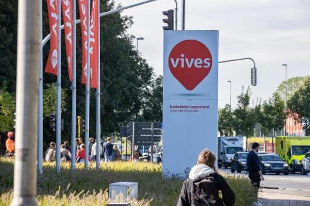 Na zoekactie in Vives moeten ook Waregemse scholieren binnenblijven