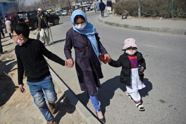 Les talibans promettent la sécurité aux agences humanitaires luttant contre le Covid-19