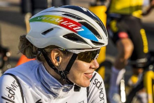 Septième victoire d'affilée pour la Néerlandaise Anna van der Breggen