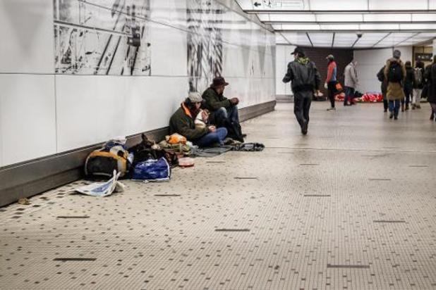 Des structures d'accueil ouvertes pour les sans-abri durant l'hiver