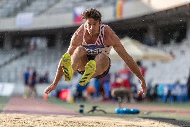 Championnats d'Europe par équipes d'athlétisme - Première Ligue : La Belgique 10e après la première journée