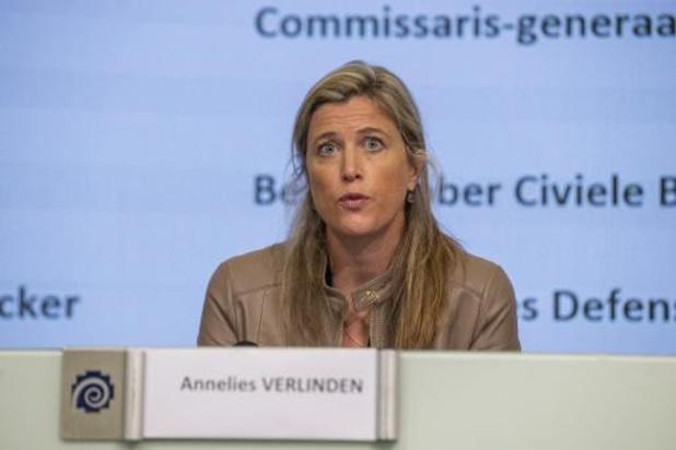 Intempéries : le fédéral fait appel au Fonds de solidarité de l'Union européenne